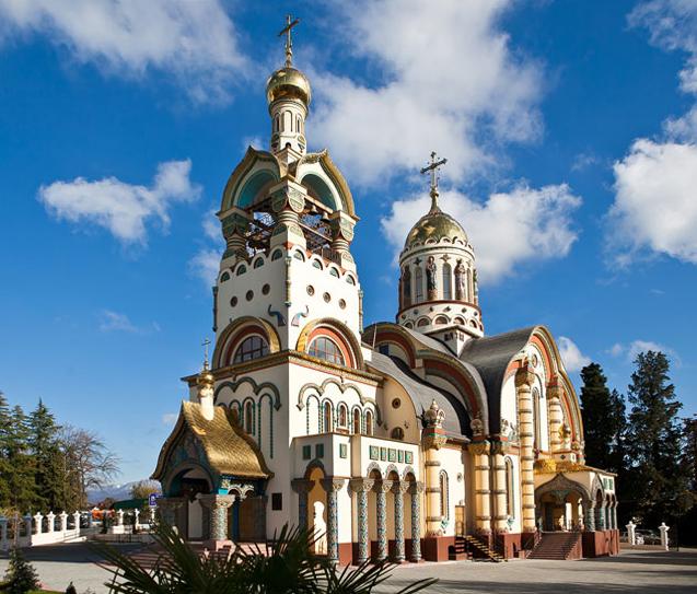 Собор Святого Владимира на Виноградной горе